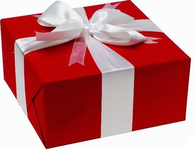Коробочка с подарком png 17