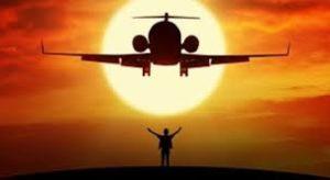 Красивые истории. Знакомство в самолете